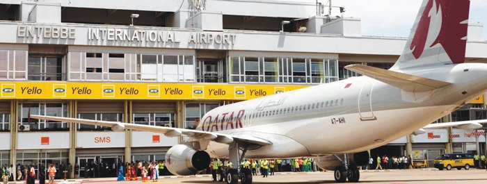 Tourist Covid-19 Testing At Entebbe International Airport
